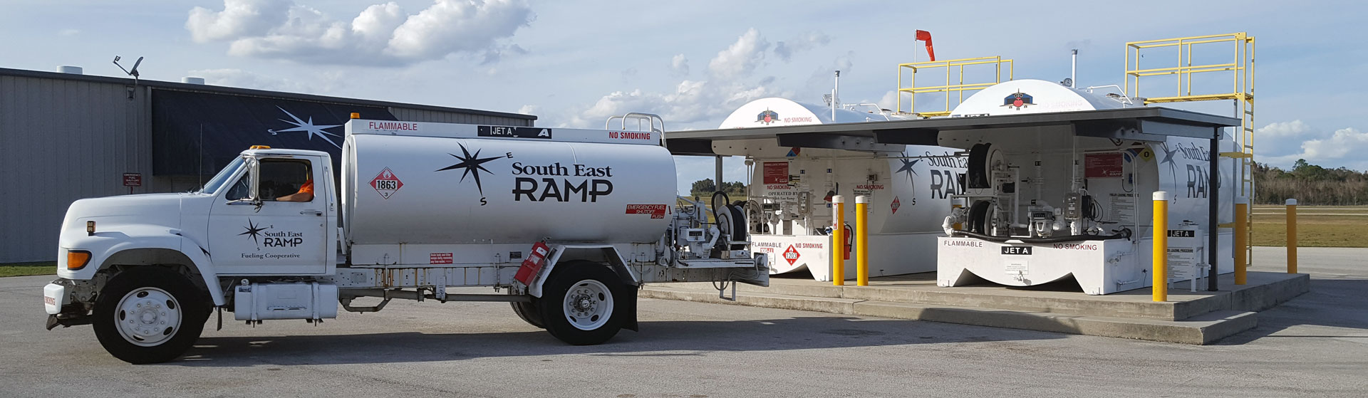 Fuel Truck and Fuel Pumps